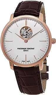 Frederique Constant - Geneve SLIMLINE AUTOMATIC FC-312V4S4 Reloj Automático para hombres Plano & ligero