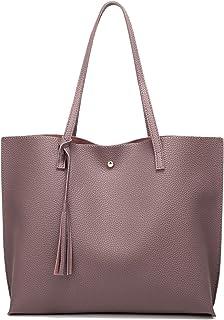 d722681c78d5 Women s Soft Leather Tote Shoulder Bag from Dreubea