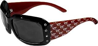 White Siskiyou Sports Iowa Hawkeyes Beachfarer Bottle Opener Sunglasses