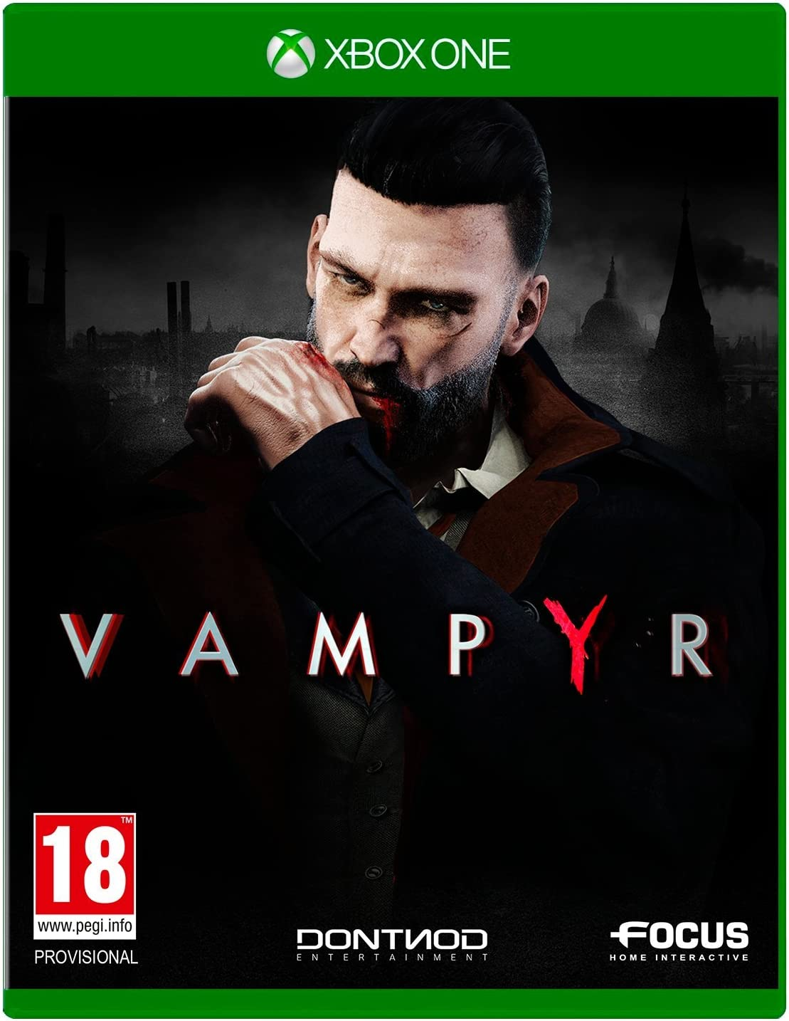 Vampyr - Xbox One [Importación inglesa]