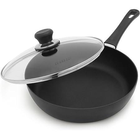 "Scanpan 10.25"" Saute Pan with Lid 26101204 S"
