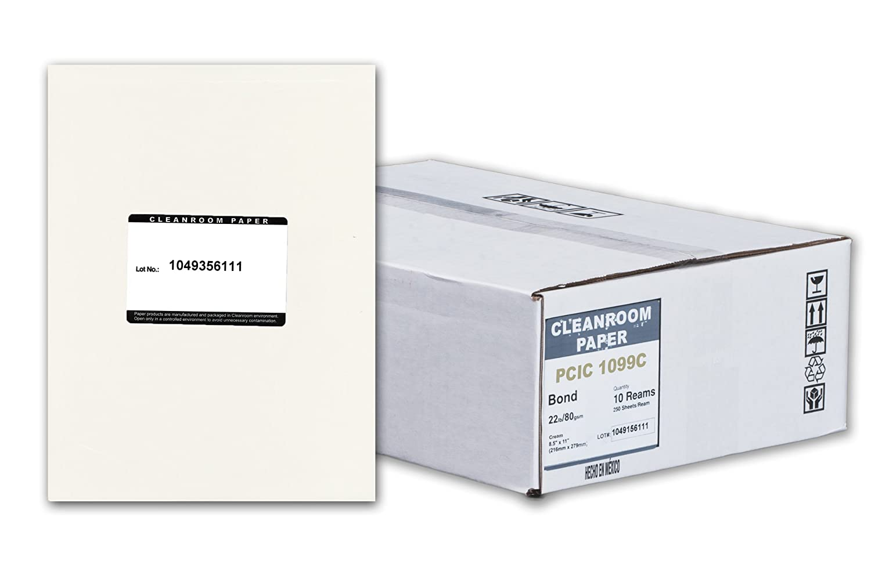 Selling rankings Purus PCIC 1099C Cream Non-Latex Paper Clean Cleanroom Image #22 Brand new