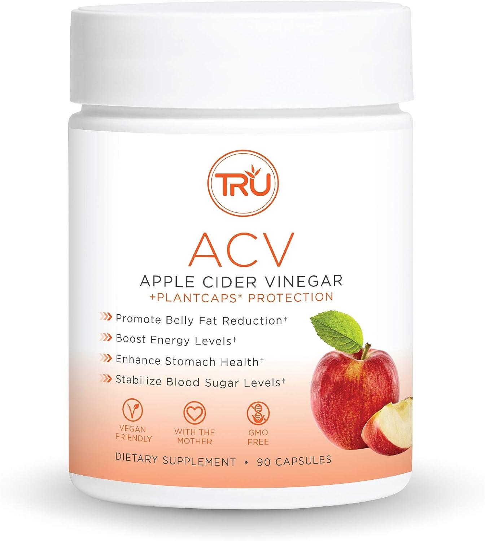TRU ACV Apple Cider Vinegar Organic Max 69% OFF Low Mother