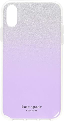 Glitter Ombre Phone Case for iPhone XS