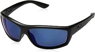 Costa Del Mar Saltbreak Sunglasses Blackout/Blue Mirror 580Plastic