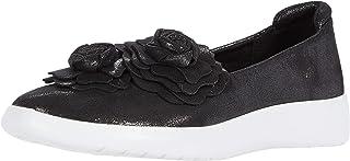 Taryn Rose Women's Slip on Sneaker