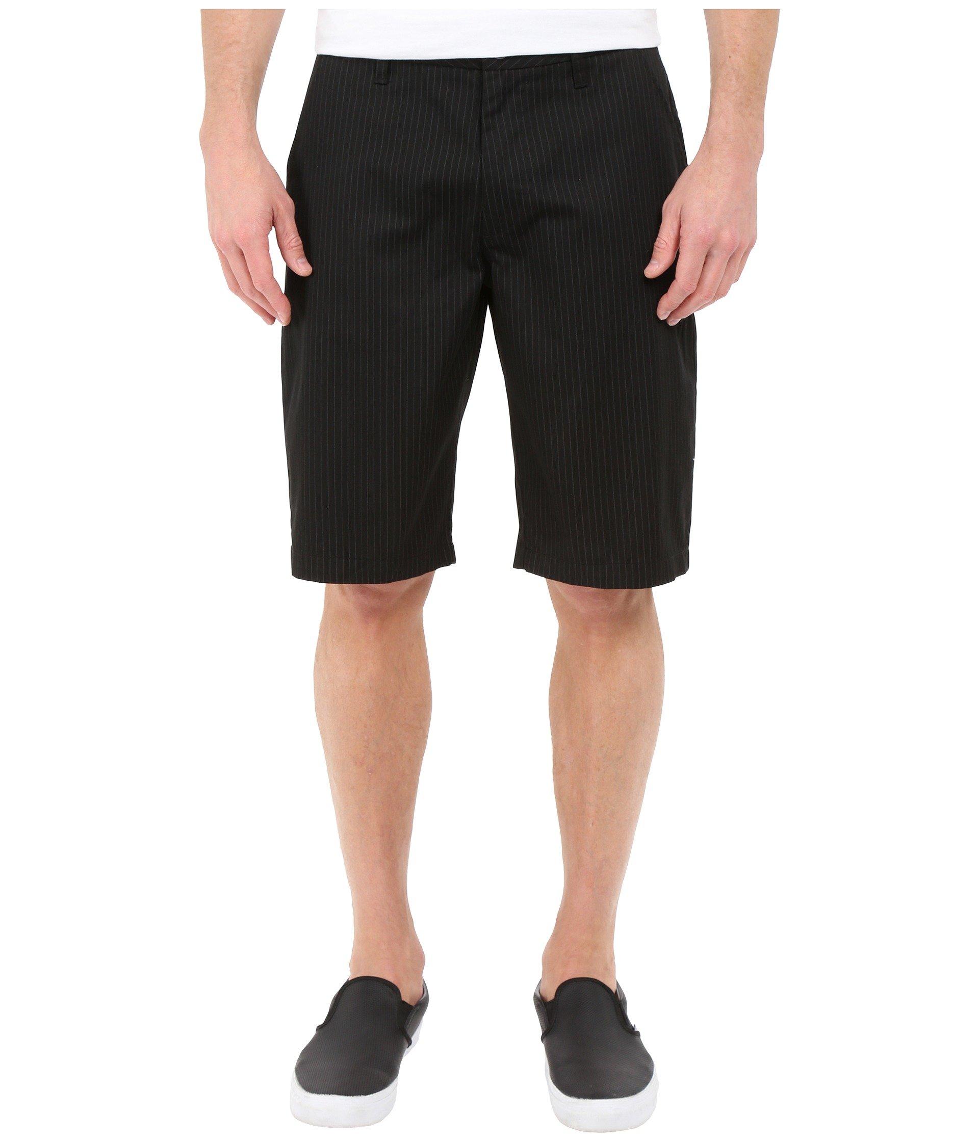 Pantaloneta para Hombre Fox Essex Pinstripe Shorts  + Fox en VeoyCompro.net