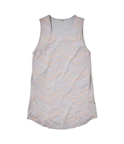 Marmot Estel Dress Short Sleeve (Hazy Afternoon Chevron Dots) Women