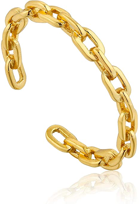 Chain Adjustable Ring