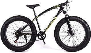EGO TECHNOLOGY Bicicleta Plegable Rin 26 Vintage Chopper Suspensión Frontal 7 Velocidades Acero Alto Carbono Unisex