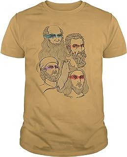 Amazon.es: Camisetas Dibujos - Marfil