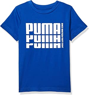 PUMA Little Boys' Graphic Tee