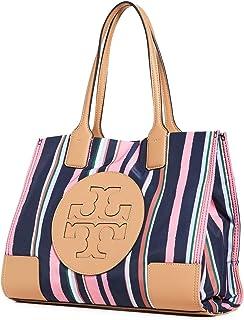 Tory Burch Womens Ella Printed Mini Tote Tote Bag