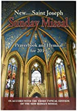 St. Joseph Sunday Missal and Hymnal for 2019