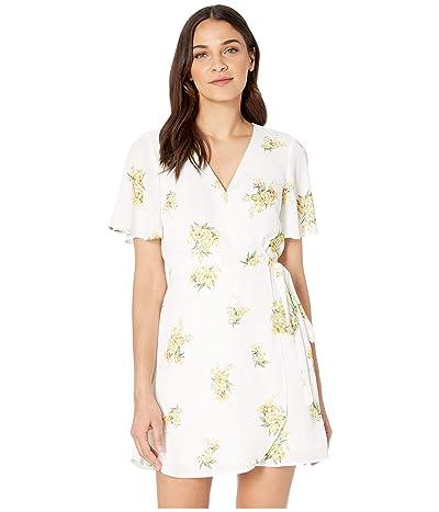 Show Me Your Mumu Andrea Wrap Dress (Sunny Side Floral) Women