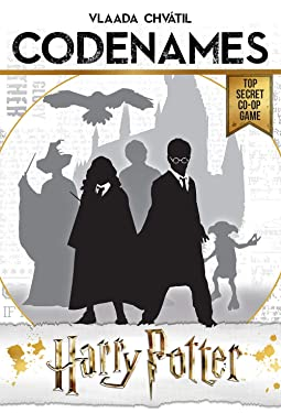 CODENAMES: Harry Potter Board Game | Based on Harry Potter Films | Officially Licensed Harry Potter Game | Harry Potter Merchandise