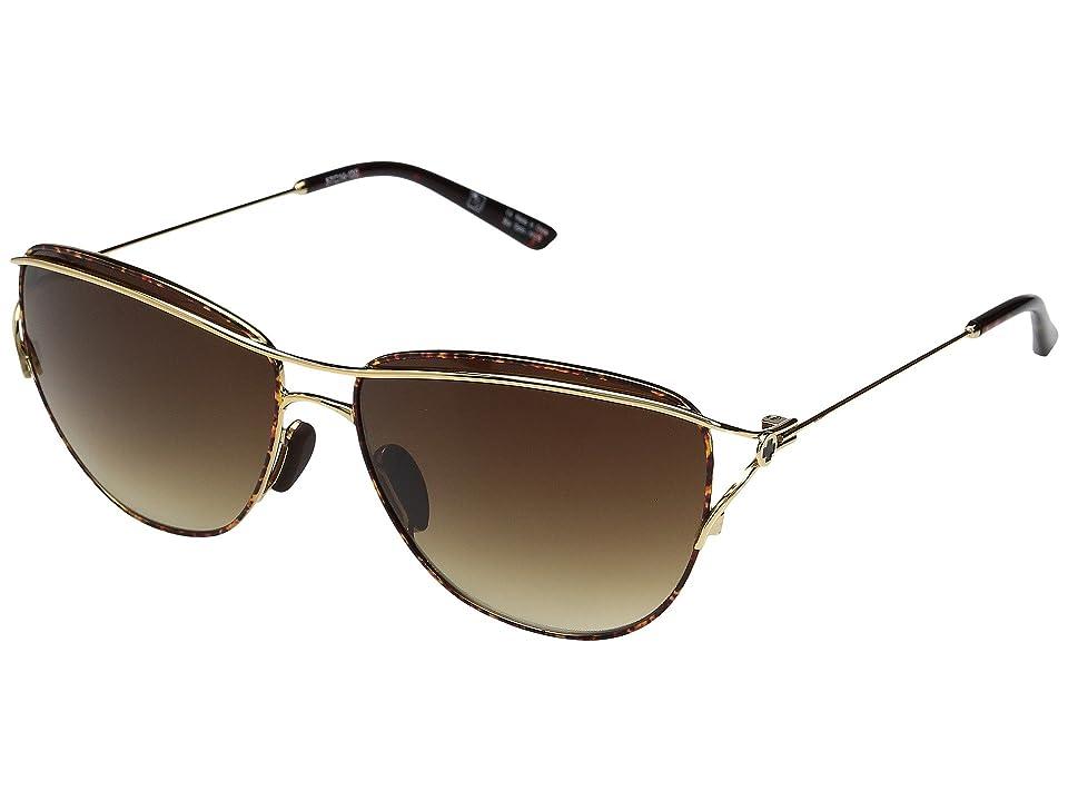 Spy Optic Marina (Gold/Tort/Happy Bronze Fade) Sport Sunglasses