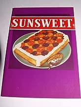 Sunsweet Tenderized Prunes cookbook