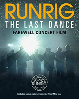 RUNRIG THE LAST DANCE FAREWELL CONCERT (Live Stirling) 2DVD Deluxe 2019 2019 IMPORT UK EDITION