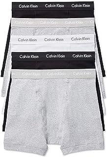 Calvin Klein Men's 5-Pack Cotton Classic Boxer Briefs