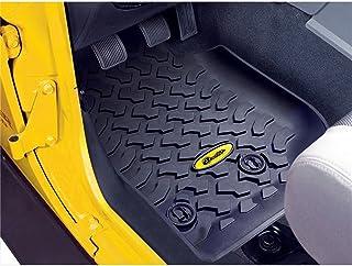 Bestop 51513-01 Front Pair of Floor Mats for Wrangler Unlimted for `14-`16