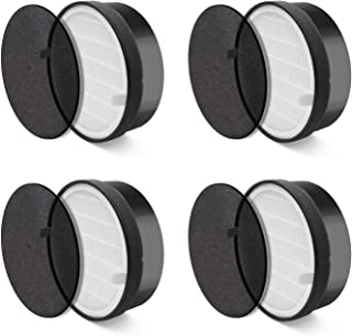 LEVOIT LV-H132 Air Purifier Replacement Filter LV-H132-RF, 4 Pack, 4 Count
