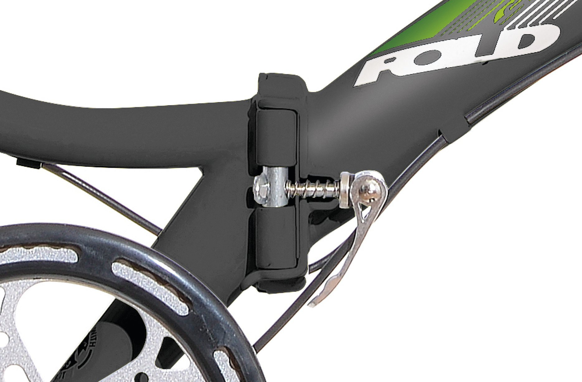 Atala Greenbay - Bicicleta plegable de 20 pulgadas en color ...