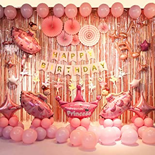 Best girl birthday party decorations Reviews
