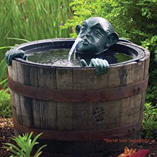 Aquascape Face and Hands Spitter Fountain for Ponds and Water Gardens   78315