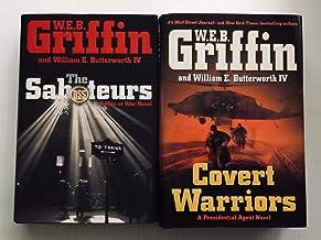 2 Books! 1) The Saboteurs 2) Covert Warriors