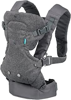 Infantino Flip Advanced 4-in-1 Convertible Carrier - gray, one size