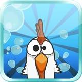 Chicken Deep: The diving chicken