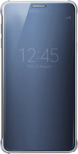 discount Samsung 2021 Galaxy Note online 5 Case S-View Clear Flip Cover Folio - Black Sapphire online sale