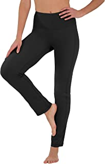 High Waist Soft Nude Tech Straight Leg Yoga Pants for Women