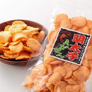 吉松 明太子えびせん [ 80g / 4袋入り ] 業務用 お菓子 ( おつまみに最適 ) 珍味 えびせんべい めんたい たらこ 煎餅