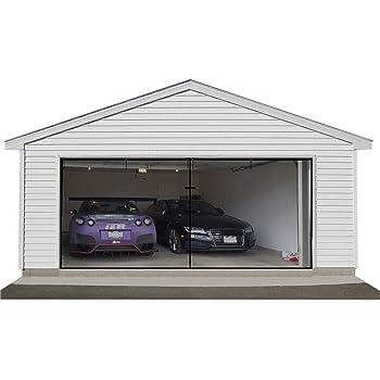 Cortina para puerta de garaje.: Amazon.es: Bricolaje y herramientas