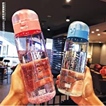 ZLYMY CUS 50pcs 25oz Stainless Steel Protein Shaker Gym Shake Kettle Sport Milkshake Mixer Water Bottle Whey Protein for Fitness BPA-Free new Mix colors 739ml Estimated Price : £ 32,95