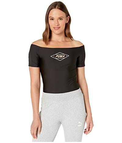 PUMA LuXTG Short Sleeve Bodysuit