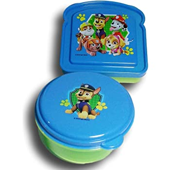 Nickelodeon Paw Patrol Best Pups Dual Compartment Blue Lunch Kit KADPPLB