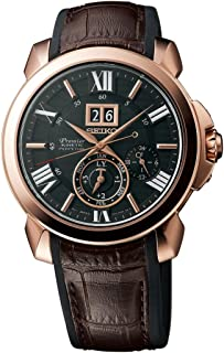 0aac923eb1483 Amazon.com: SEIKO NOVAK DJOKOVIC - Wrist Watches / Watches: Clothing ...