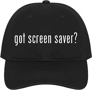 The Town Butler got Screen Saver? - A Nice Comfortable Adjustable Dad Hat Cap