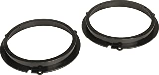 "SCOSCHE SAFD655 2008 Ford Fiesta or 2008 Ford KA 6.5"" Front Door and Rear Side Shelf Speaker Adapter Pair"