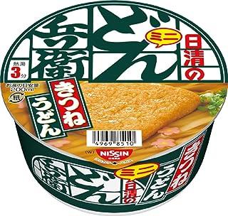 日清食品 どん兵衛 きつねうどんミニ [西] 42g×12個