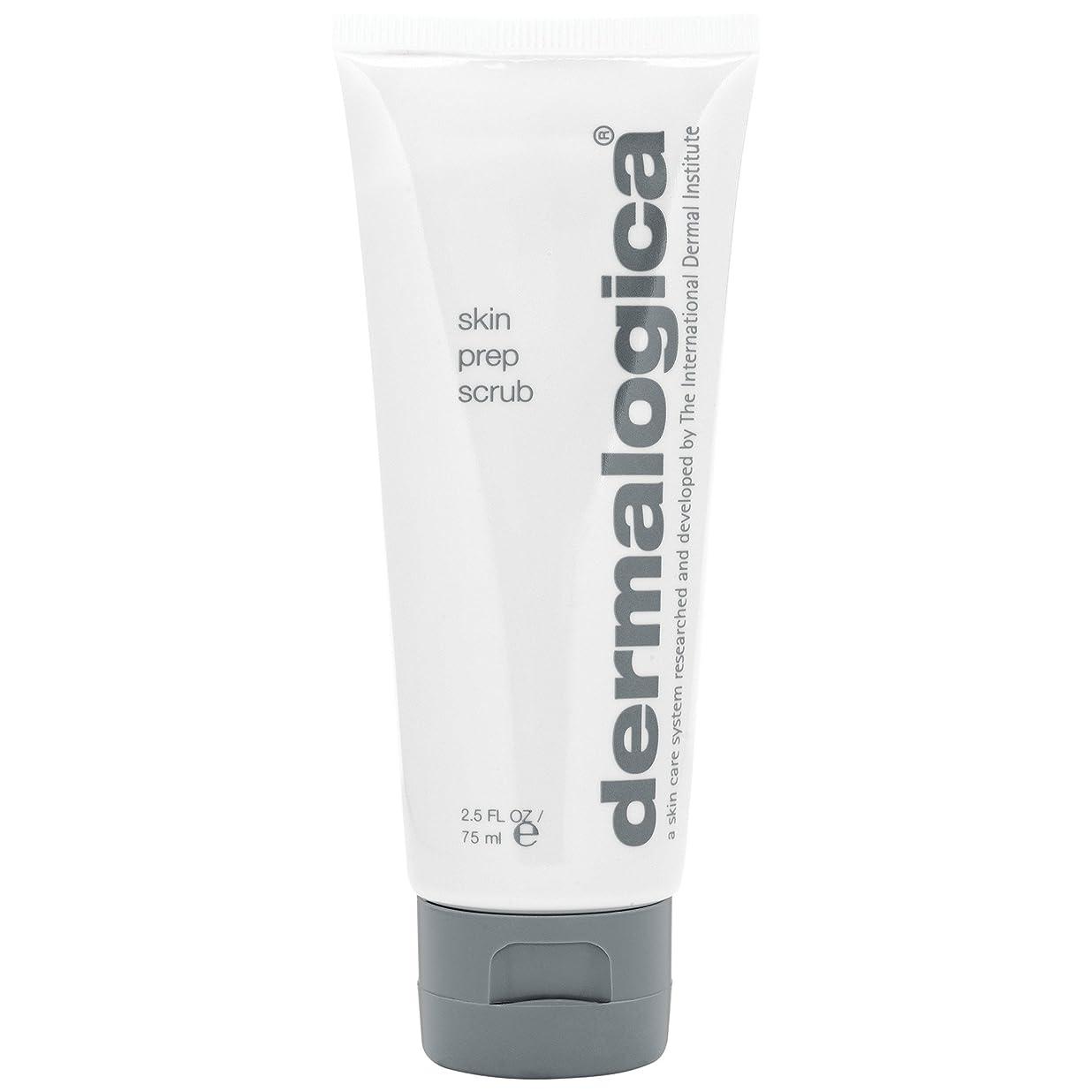 幹はっきりしないモジュールダーマロジカスキンプレップスクラブ75ミリリットル (Dermalogica) (x6) - Dermalogica Skin Prep Scrub 75ml (Pack of 6) [並行輸入品]