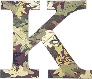 Dave's Signs Big Camo 3D Letter Decor (A B C D E F G H I J K L M N O P Q R S T U V W X Y Z & Letter Décor - 11