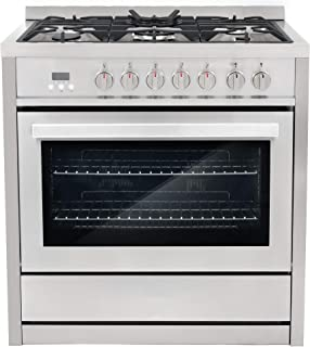kitchenaid slide in gas range