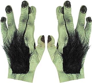 avec ventouse de f Smiffys Accessoire main de zombie en d/écomposition en latex Naturel