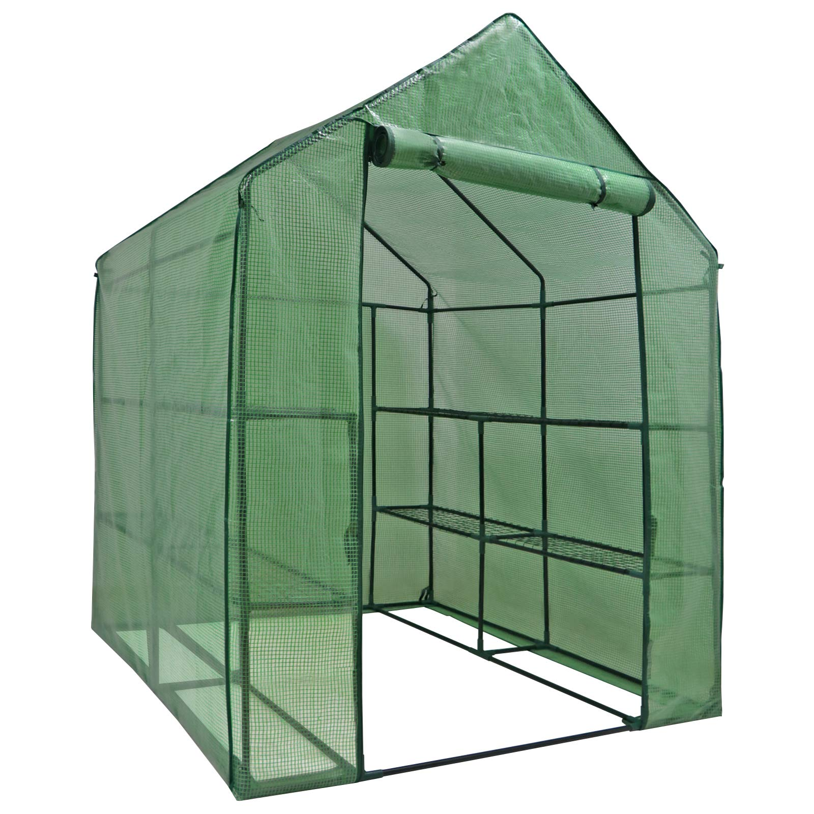 Waterproof Hot House UV Protected Plant Lean-to Greenhouse  78 x 39 x 85