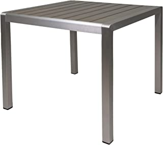 Best faux concrete outdoor dining table Reviews