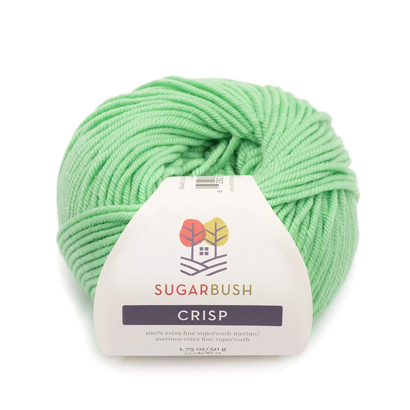 Sugar Bush Yarn Crisp Double Knitting Weight, Fundy Fern